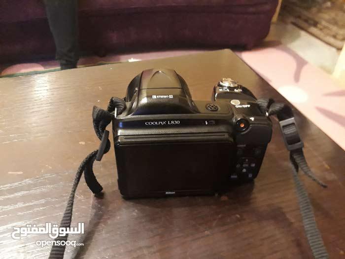 nikon camera 34 mega pixel in very good condition bdon charg