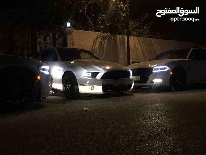 Ford Mustang in Basra