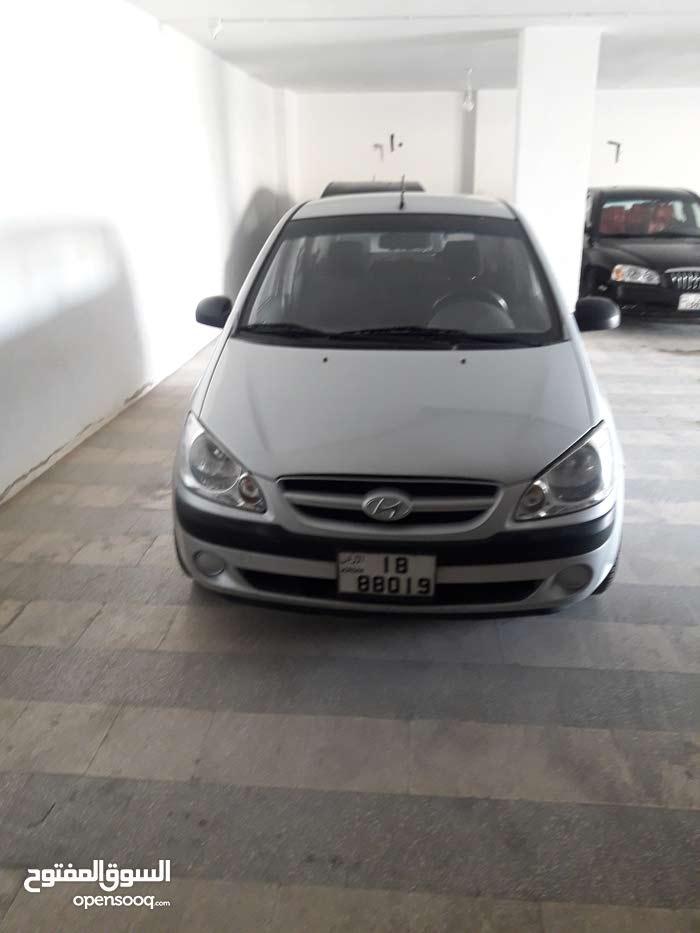 Manual Grey Hyundai 2008 for sale