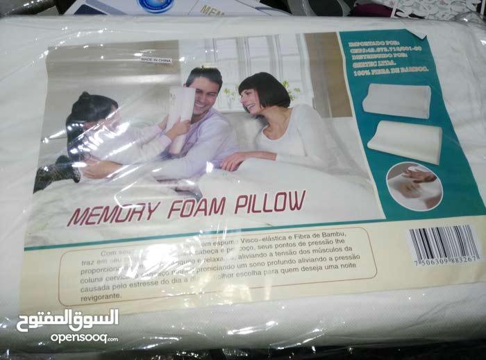 مخدات طبية فائقة الجودة وعلاجية latex pillow