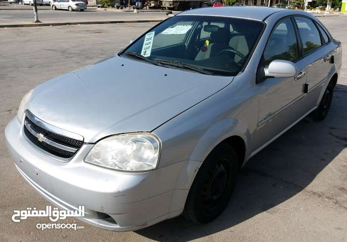 Silver Chevrolet Optra 2009 for sale