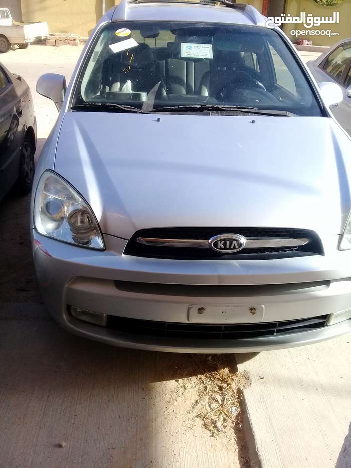 Automatic Kia 2007 for sale - New - Tripoli city