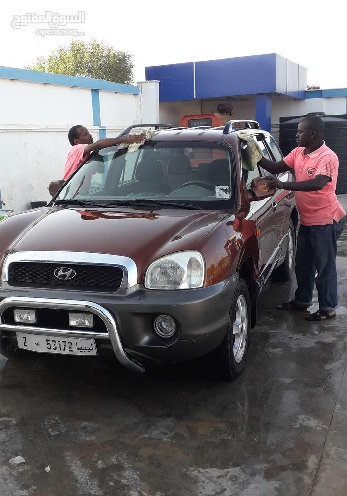 2004 Hyundai Santa Fe for sale in Benghazi