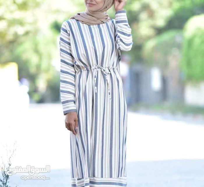 فستان سبورت تركي