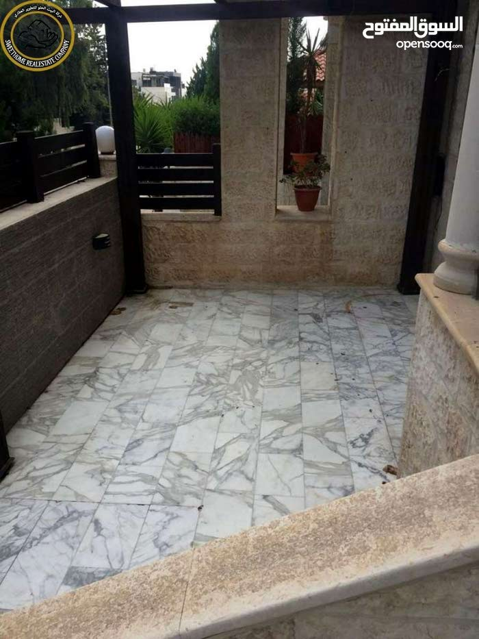 3 rooms 3 bathrooms apartment for sale in AmmanDeir Ghbar