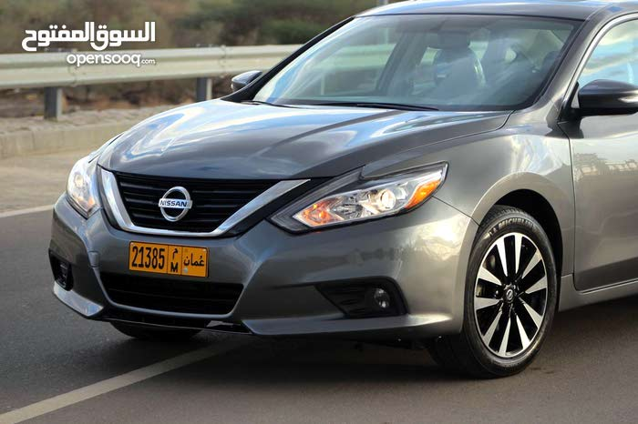 Used 2018 Nissan Altima for sale at best price