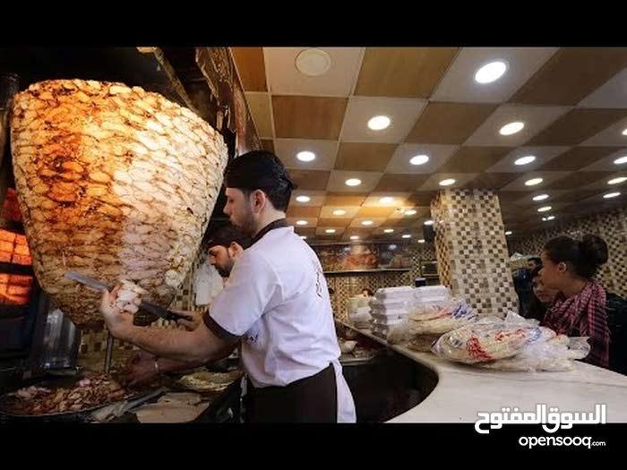 خلطات شاورما سورية دجاج ولحم وبروستد للبيع