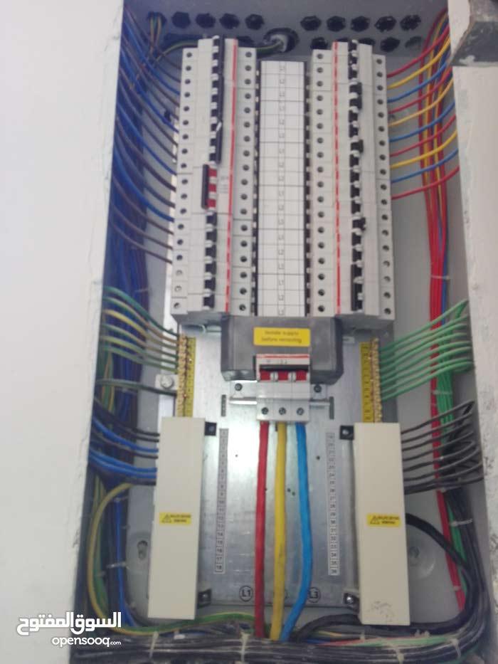 تأسيس وتشطيب كافه اعمال الكهرباء
