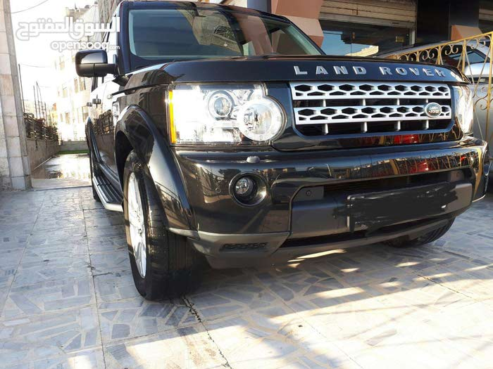 60,000 - 69,999 km mileage Land Rover LR4 for sale