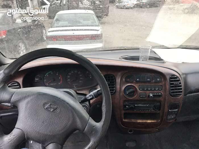 +200,000 km mileage Hyundai Libero for sale