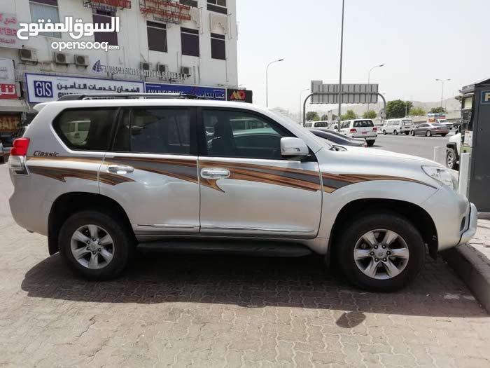 Toyota Prado car for sale 2013 in Muscat city
