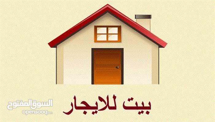 بيت للايجار في الجراف مستقل مع الحوش