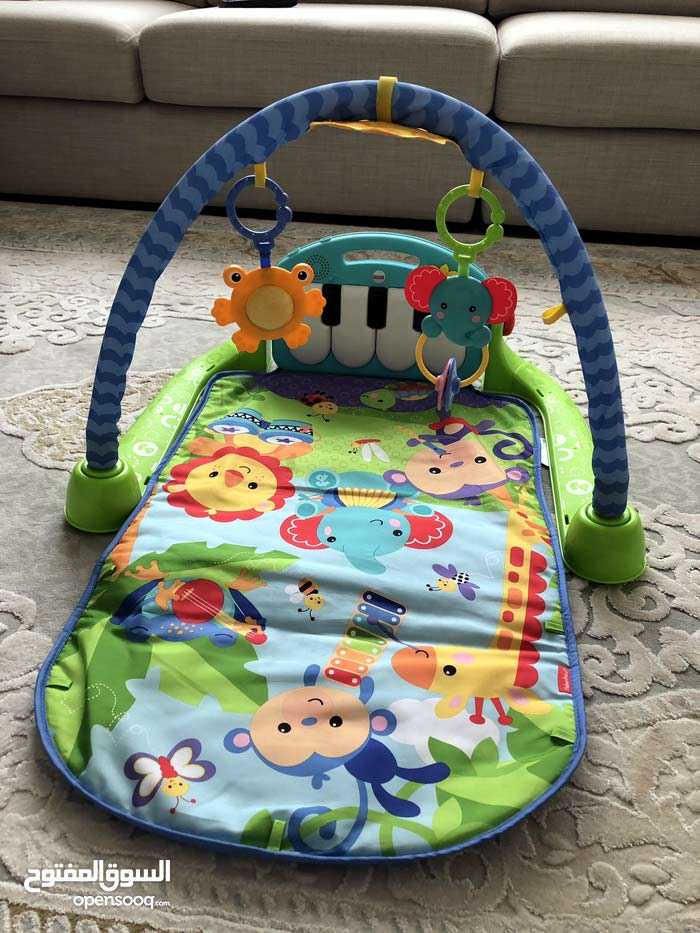 baby play pad with toys