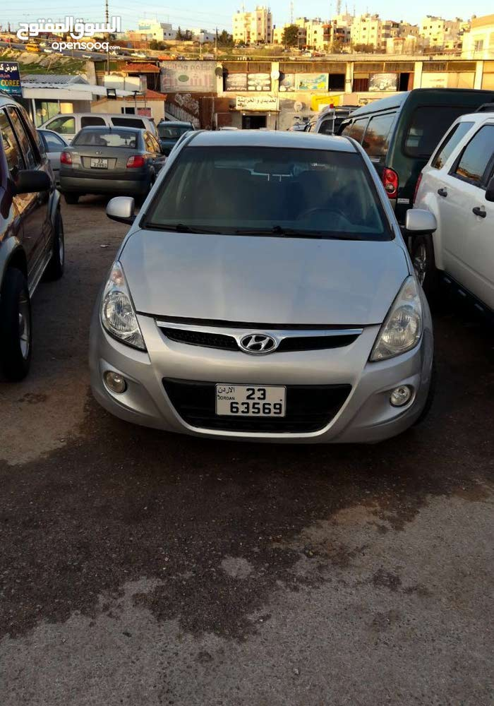 For sale Used i20 - Automatic