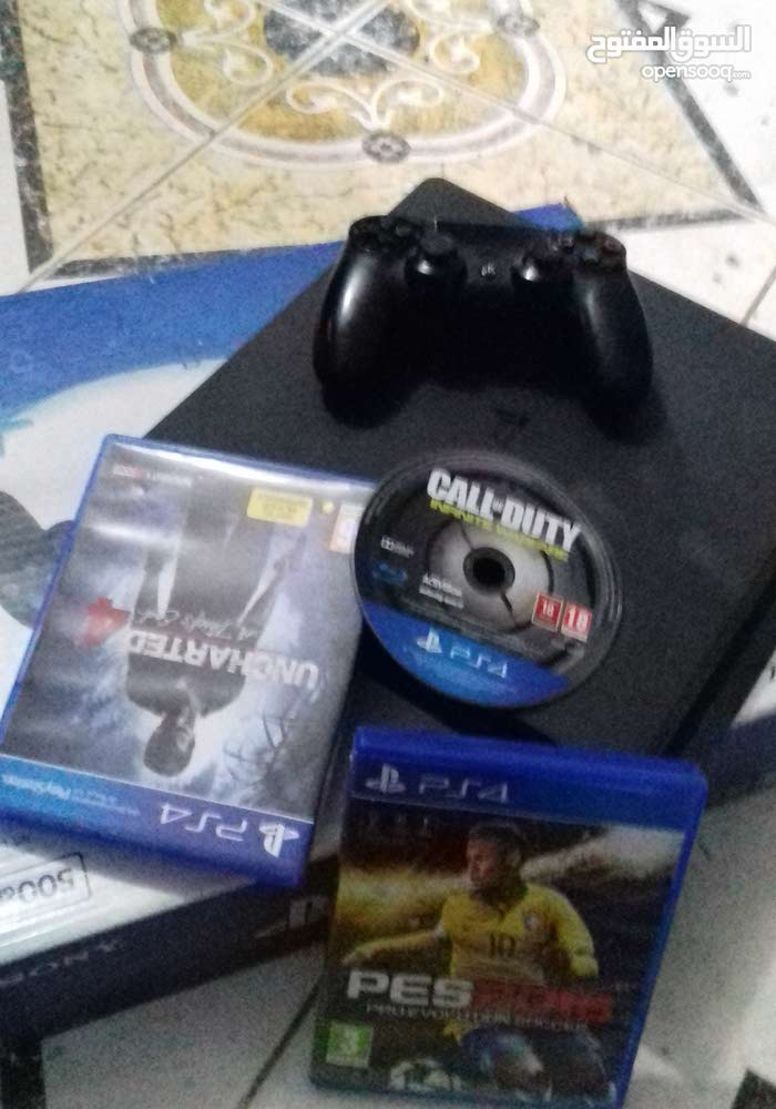 Basra - There's a Playstation 4 device in a Used condition