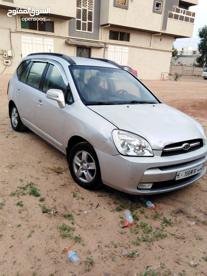Kia Carens 2008 For Sale 91684065 Opensooq