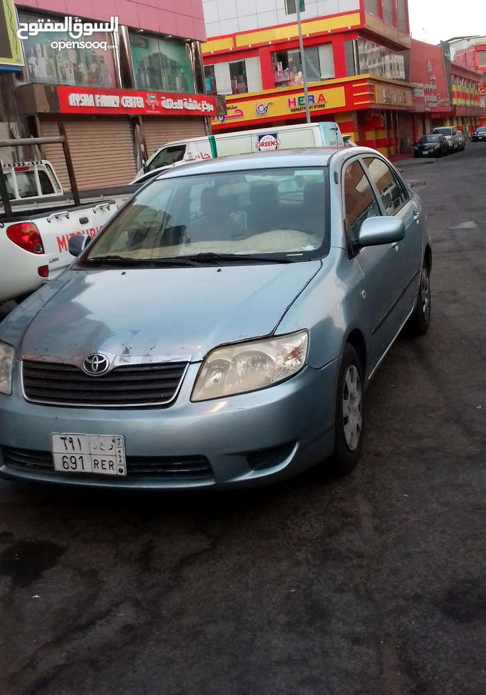 Toyota corolla 2005 Good condition for sale