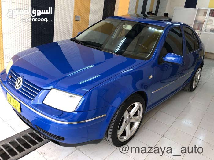 Volkswagen Bora car is available for sale, the car is in Used condition