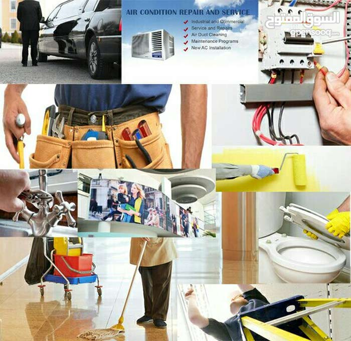 All Kind of Maintenance work, Painting/Plumbing/Electric/Masonry/Plaster/Tiling/