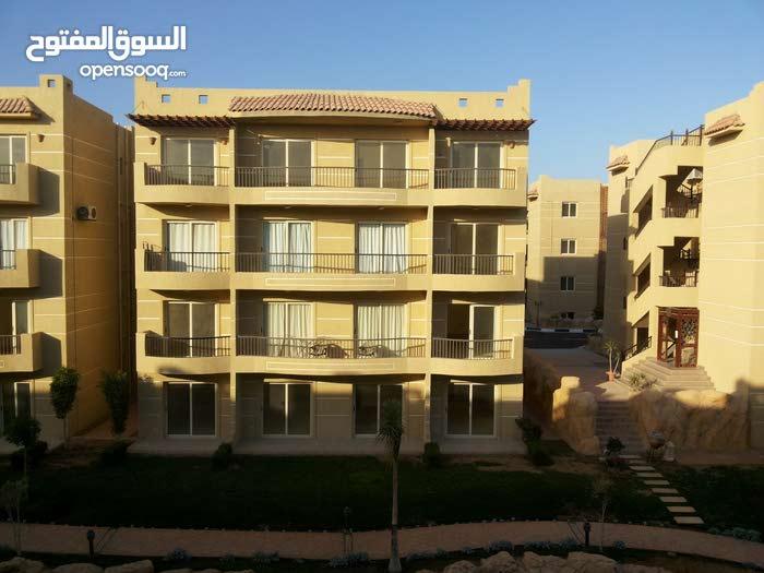 شالية 66م بقرية فيو خليج نبق بشرم الشيخ