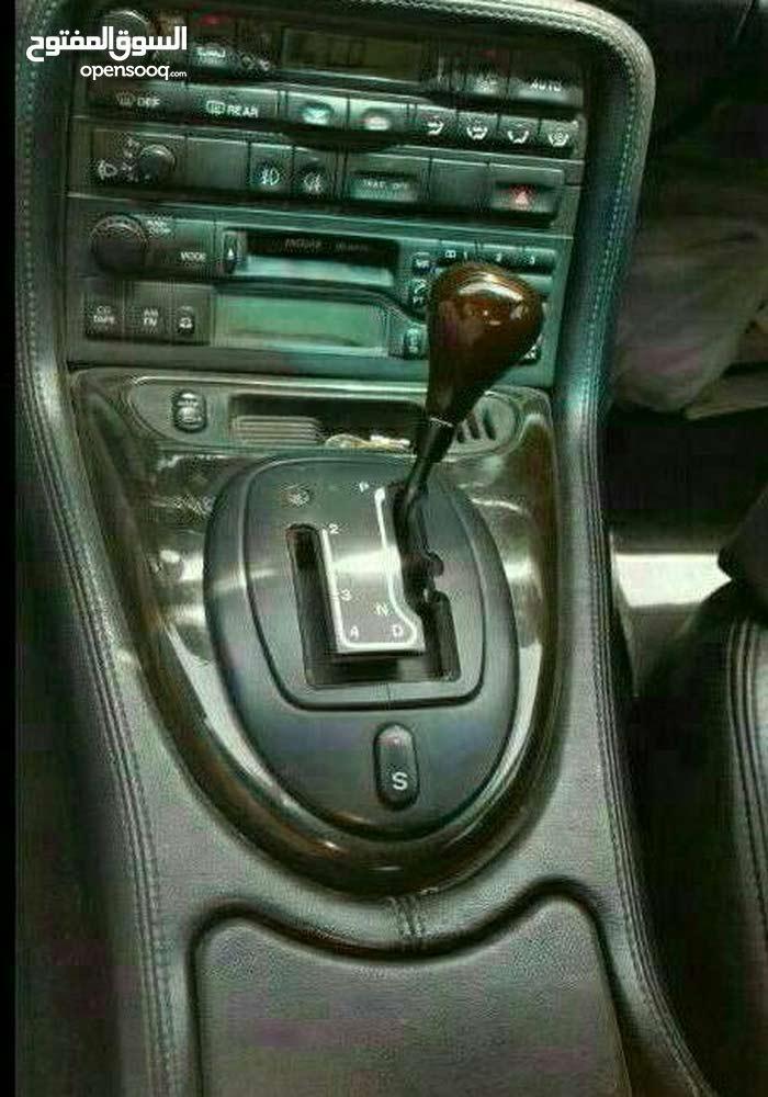 Gasoline Fuel/Power   Jaguar XK 1998
