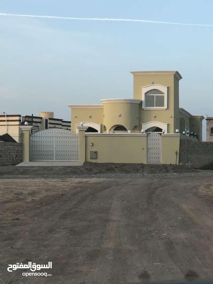 منزل مميز لأيجار منطقه صحار العفيفه