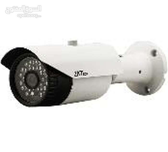 كاميرات مراقبه هيك فيجن مطابقه للدفاع المدني