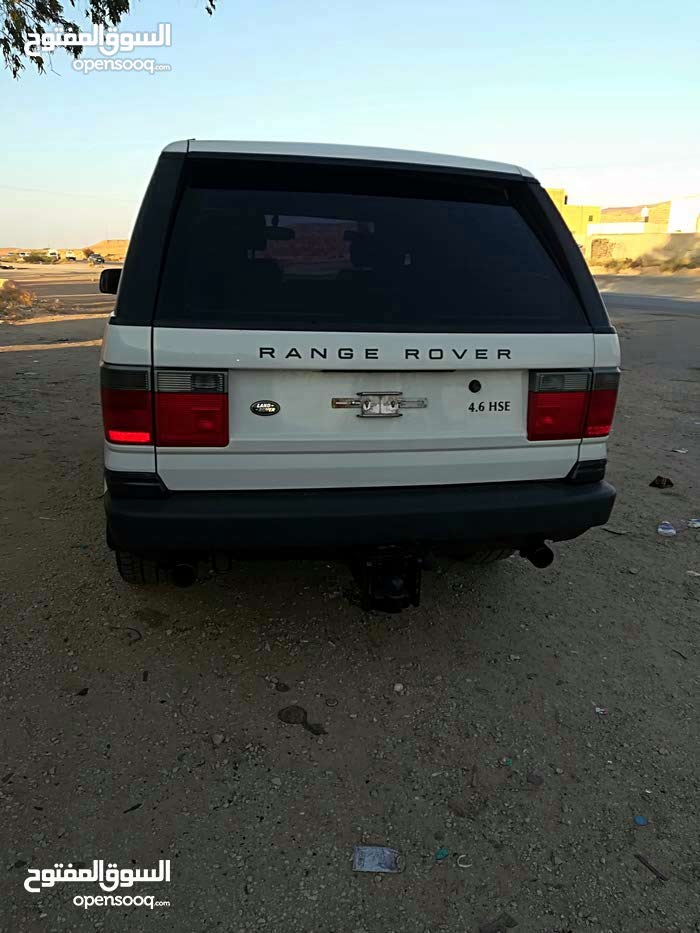 Automatic New Land Rover Range Rover HSE