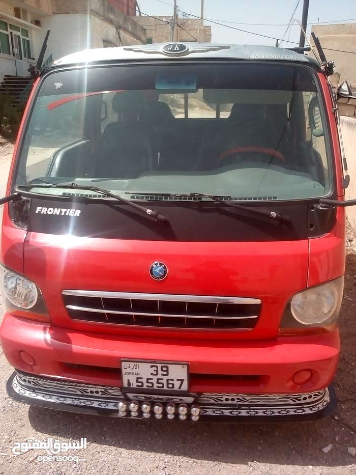 For rent 2003 Red Bongo