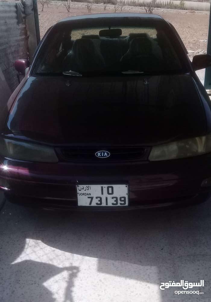 Available for sale! 1 - 9,999 km mileage Kia Sephia 1995