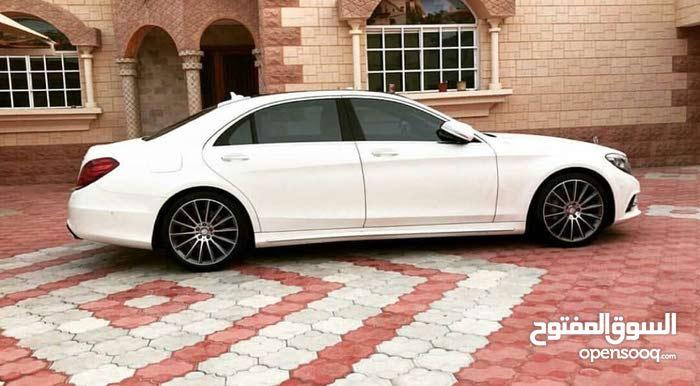 0 km mileage Mercedes Benz S550 for sale