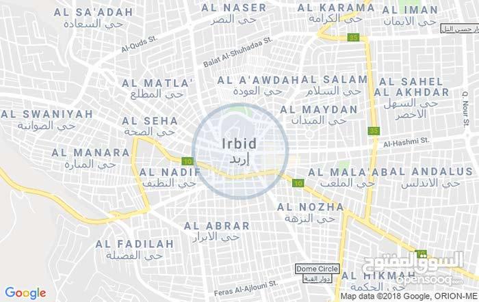 3 rooms  apartment for sale in Irbid city Al Hay Al Sharqy