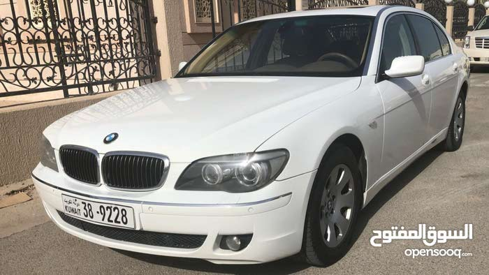 بي ام دبليو BMW 730LI وكالة الغانم جدييييييد
