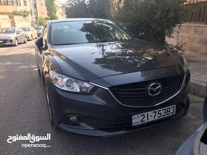 Mazda 6 car for sale 2015 in Amman city