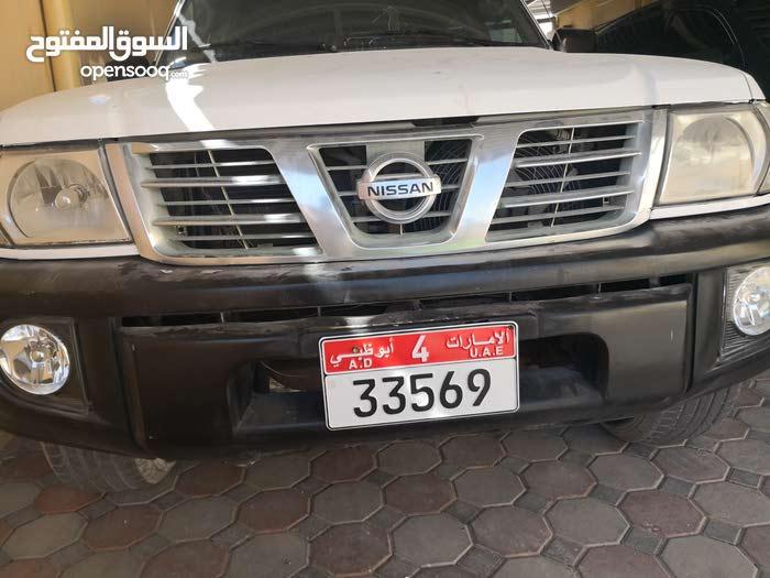 Nissan Patrol 2001 - Abu Dhabi