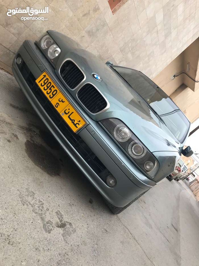 BMW 530 car for sale 2003 in Hamra city