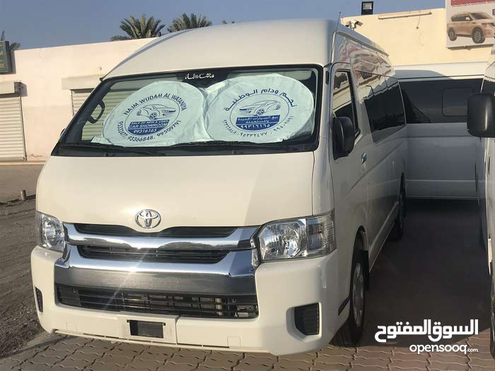 Used 2015 Toyota Hiace for sale at best price