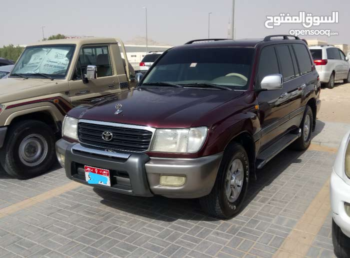 Toyota Land Cruiser for sale in Al Ain