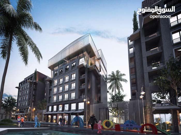 Airy doplex for sale بيت تصميم كلة من زجاج العاصمة الادارية