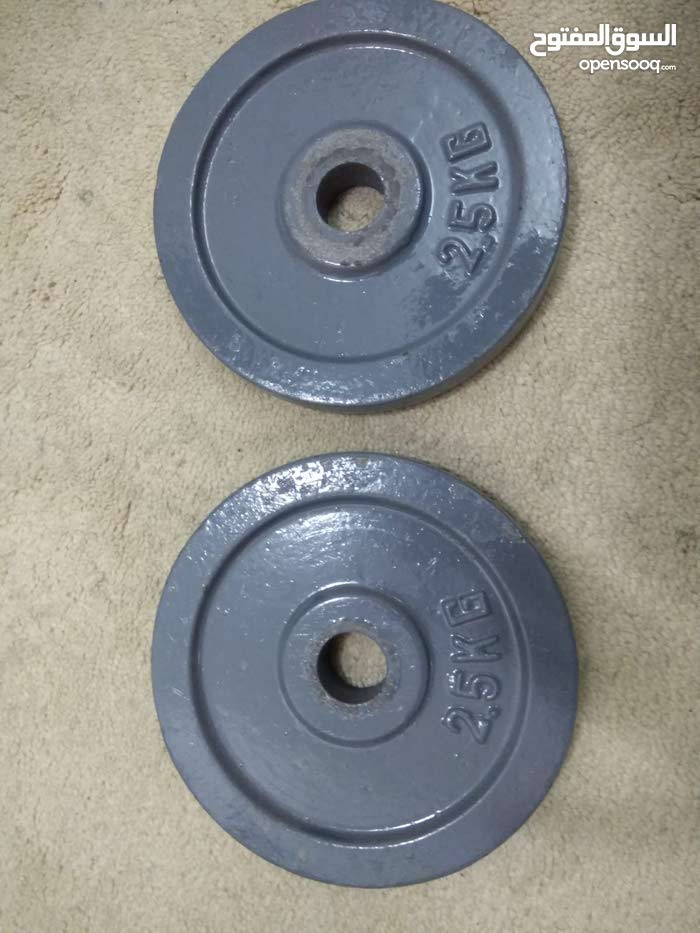 Dumbbell for urgent sale 8.5 kilo