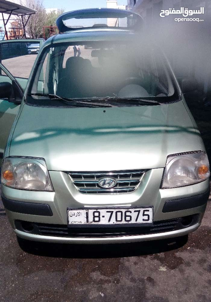 Hyundai Atos 2005 For sale - Turquoise color