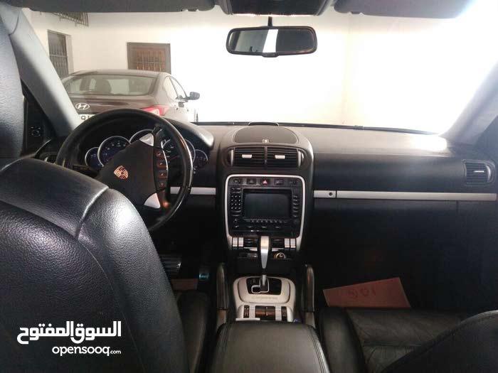 2005 Porsche in Amman