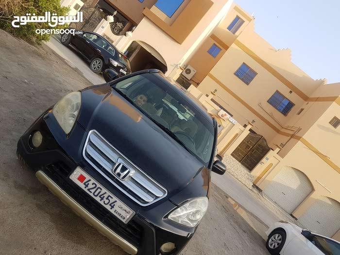 هوندا CR V  وكالة البحرين  2005