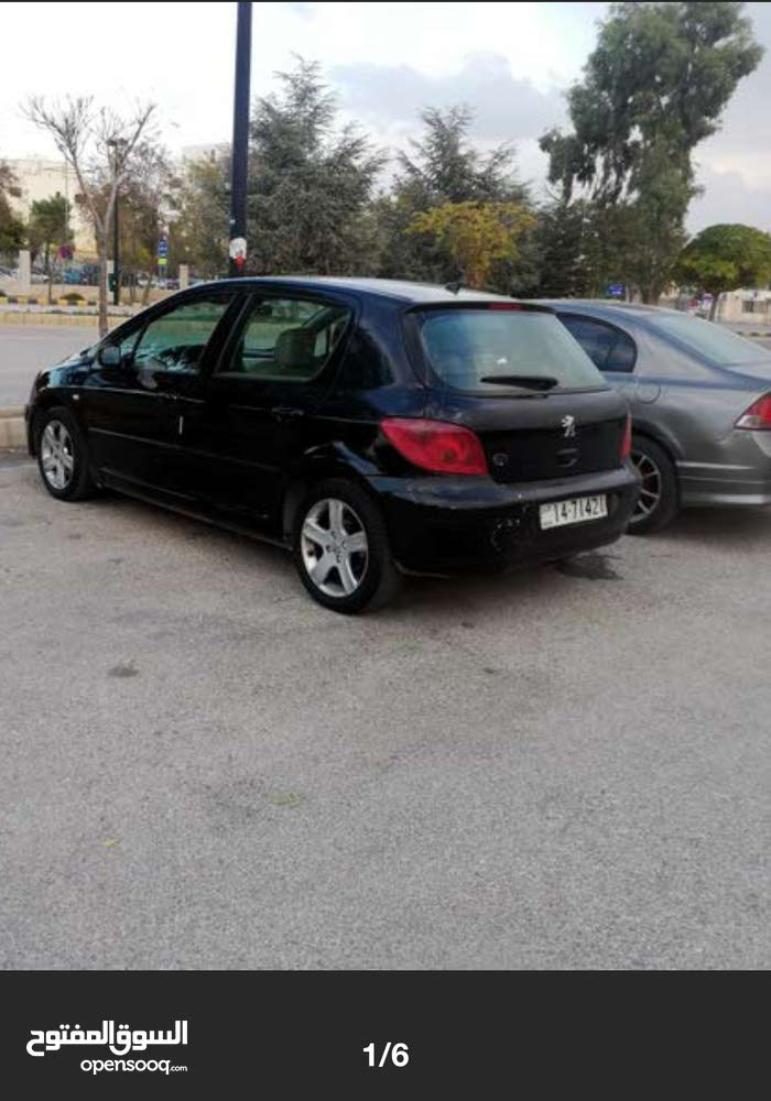 Peugeot 307 made in 2003 for sale