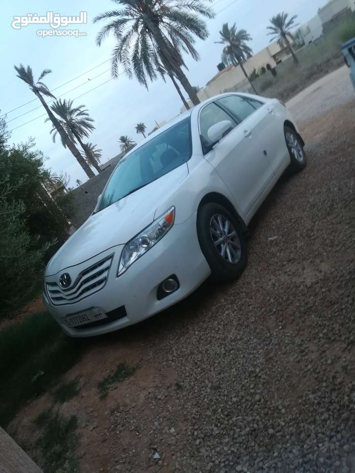 For sale 2010 White Camry