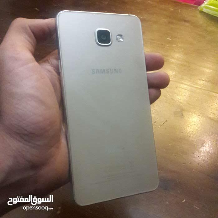 Samsung a7 2016 شبه جديد