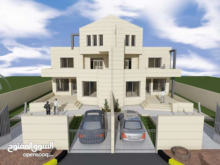 Villas is Under Construction available for sale in Irbid