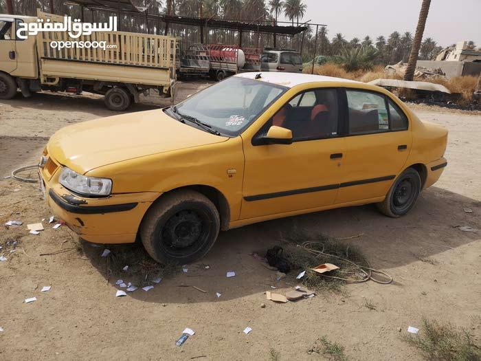 0 km mileage Iran Khodro Samand for sale