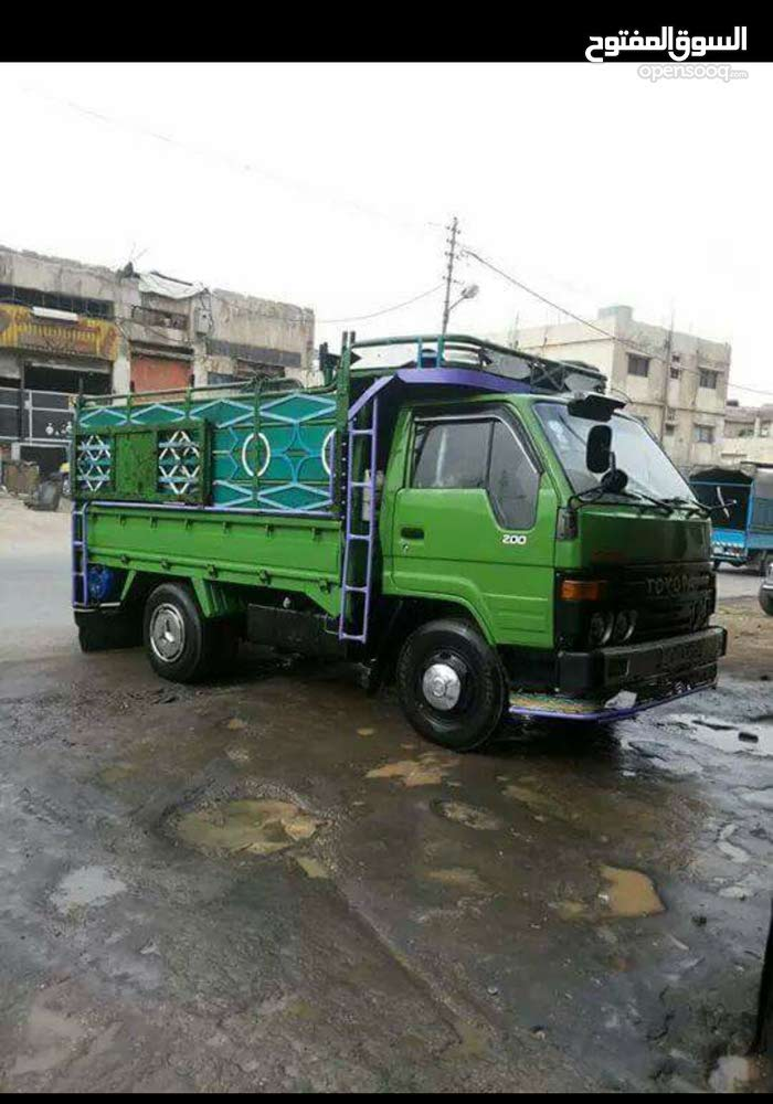 1992 Toyota Dyna for sale in Amman