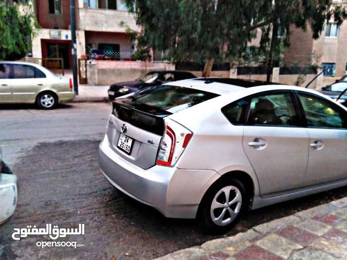 Automatic Toyota 2013 for sale - New - Zarqa city